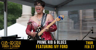 Ivy Ford Live at Club 210 Highwood