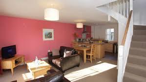 One Bed Cottage Floor Plan; Cottage Bedroom; Cottage Kitchen; Cottage Living