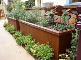 Not flimsyit's plenty sturdy for a planter boxjust not as thick as lumber  you'd buy at the lumberyard. They don't use any more wood ...