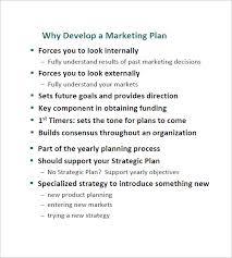 26 Simple Marketing Plan Templates Pdf Word Format