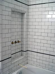 white subway tile dark grout color change with charcoal grey bathroom 493x654 attractive tiles
