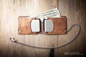 chained wallets mens best photo wallet justiceforkenny