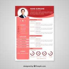 curriculum vitae layout free cv template vectors photos and psd files free download