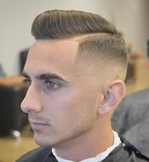 Crew Cut Hair Style side parted tapered style haircut 2017 pinterest haircuts 6064 by wearticles.com