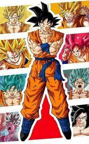 Goku Wallpaper 4k