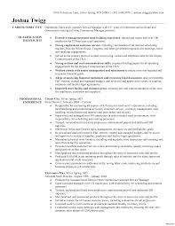 Resume Retail Resume Formatting Ideas Mistakes Faq About Retail