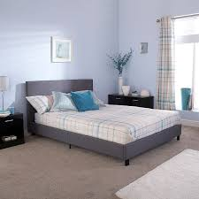 Next Home Bedroom Gfw Upholstered Bed In A Box Next Day Delivery Gfw Upholstered