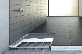 Badezimmer Ideen Mit Bodenablauf Dusche Fliesen Frische Ablaufrinne