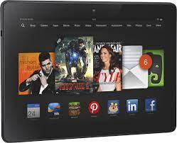 Amazon Kindle Fire HDX 8.9 16GB Black ...