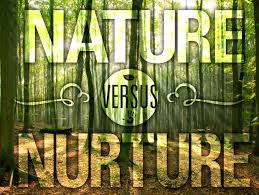 nature vs nurture blond zombie nature vs nurture