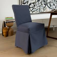 3.9 out of 5 stars with 224 reviews. Surefit Muskoka Long Dining Chair Slipcover In Periwinkle Best Buy Canada