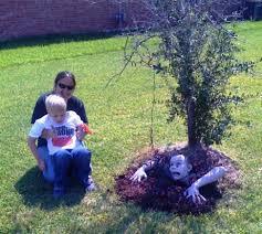Outdoor Halloween Props Diy Scary Halloween Decorations