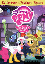 my little pony friendship is magic everypony s favorite fright dvd best