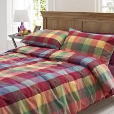 covers colour pop brushed cotton duvet set search