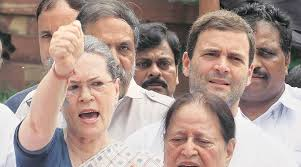 Growing intolerance': Sonia to lead Congress march to Rashtrapati Bhawan  today | India News,The Indian Express