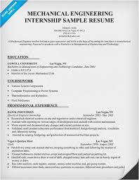 College Student Resume For Internship Free Template Download Sample