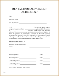 Monthly Payment Agreement Template Flybymediaco Stunning Loan Repayment Contract Free Template