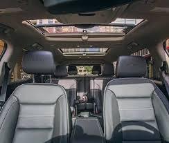 2018 gmc acadia denali interior. plain interior the gmc acadia denali interior has a premium feel thats three rows deep  with and 2018 gmc acadia denali