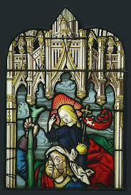 stained glass history and technique