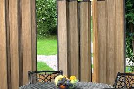bamboo curtain outdoor outdoor bamboo curtain panels home design ideas water resistant outdoor bamboo curtain panels