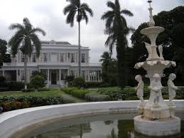 caribbean architecture devon house is furnished with a collection of jamaican english and french antiques reproductions office caribbean life hgtv law office interior