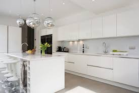image for exquisite white kitchen