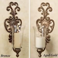 decorative wall sconce shelf vintage gold wall shelf