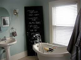 old door into beautiful decor finish it with chalk paint to create a leaning blackboard