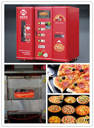 Pizza Vending Machine Lakeland Extraordinary 48 Minute Pizza Vending Machine 48 Second Pizza Vending Machine Are
