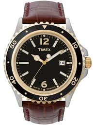 timex men s women s and unisex watches 25 for timex men s sport analog watch brown leather band black dial t2m564 65 list price