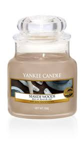 "<b>Свеча</b> ароматизированная Yankee Candle ""Лес у моря Seaside ..."