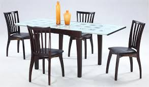 dining table glass top wooden legs. dining table glass top inspirational rectangle white on dark brown wooden legs