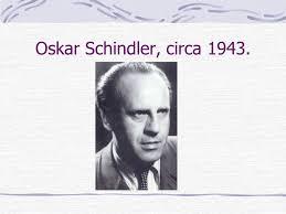 based on a book holocaust as horror by ppt video online  20 oskar schindler circa 1943