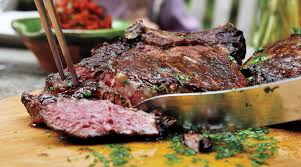 Rib Roast Done Like A Steak