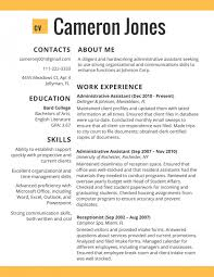 Resume Templates 2018 Custom Best Resume Templates 28 Best Resume Examples 28 Line Regarding