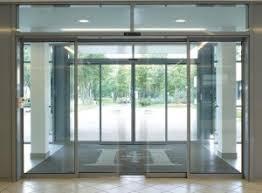 glass door entrance. Glass Door Entrance