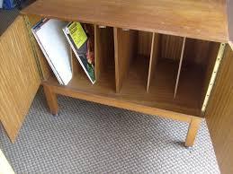 1960s Record Cabinet 1960s Teak Record Cabinet In Bodmin Cornwall Gumtree
