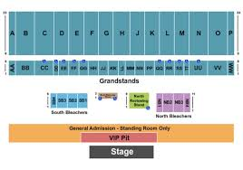 Illinois State Fairgrounds Grandstand Tickets In