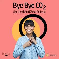 Bye Bye CO2 – der LichtBlick Klima-Podcast