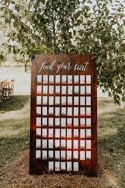 Browns Seating Chart 2017 60 Wedding Seating Chart Ideas Signage Seating Chart