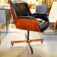 impressive executive desk chair george mulhauser for plycraft at 1stdibs intended for executive desk chair popular