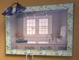 bathroom mirror frame tile. Fine Tile Diy Bathroom Mirror Frame Tile And Bathroom Mirror Frame Tile