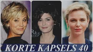 Vijf Feiten Over Korte Kapsels Vrouwen Kapsels Halflang Haar