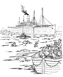 Small Picture The Survivor of Titanic Coloring Pages Batch Coloring