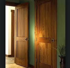 Contemporary Wood Interior Doors Rustic Wood Interior Doors Photo 1