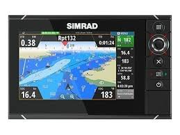 Simrad Nss7m Evo2 Chart No Built In Echosounder Multi Function Display Insight Charts