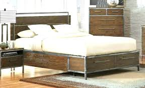 wood and iron bedroom furniture. Delighful Iron Metal Bedroom Furniture Wood And  Ideas With Iron B