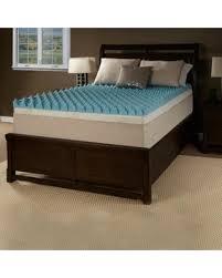 black foam mattress topper. Delighful Topper ComforPedic From Beautyrest NRGel 3inch Big Bump Gel Memory Foam Mattress  Topper Twin Intended Black T
