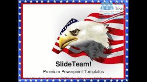 Marine Corps Powerpoint Templates Free Us Patriotic Theme