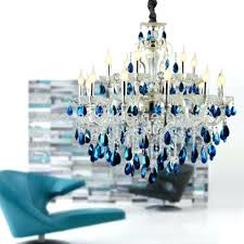 blue crystal chandelier blue crystal chandelier light modern blue crystal glass chandelier light pics royal blue blue crystal chandelier